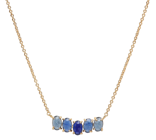 BIRTHSTONE NECKLACE- September