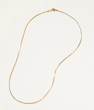 Tai Thin Chain Necklace - Gold