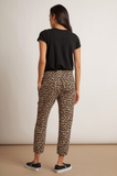 BRISTOL LEOPARD FLEECE SWEATPANT