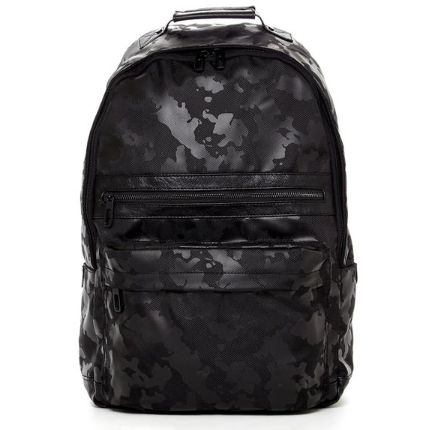 Arlo Camouflage PU Backpack