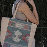 Sunrise Mirror Market Tote
