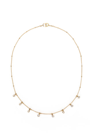 The Glory Marquee Y Necklace