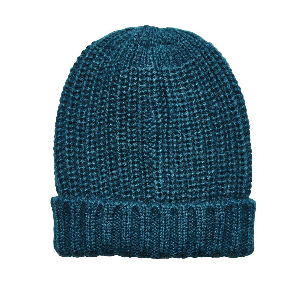 Women's Solid Cuffed Beanie