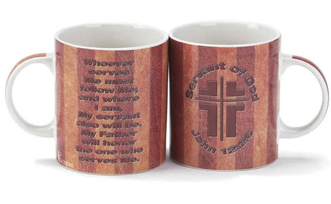 SERVANT OF GOD -MUGS