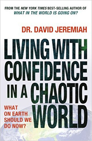 LIVING WITH CONFIDENCE -JEREMIAH -PB