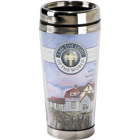 TRAVEL MUG - LIGHTHOUSE
