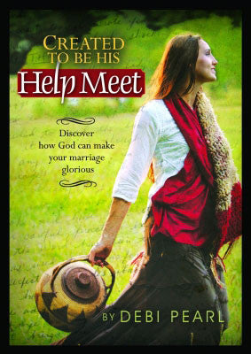 CREATED TO BE HIS HELP MEET, DEBI PEARL-PAPERBACK