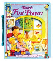 BABY`S FIRST PRAYERS