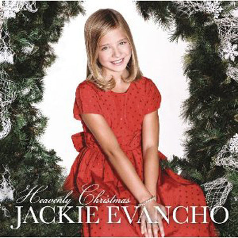 HEAVENLY CHRISTMAS JACKIE EVANCHO-CHRISTMAS MUSIC