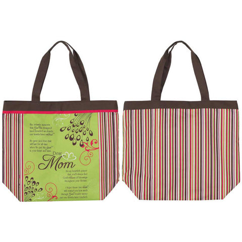 TOTE CANVAS BAG -DEAR MOM