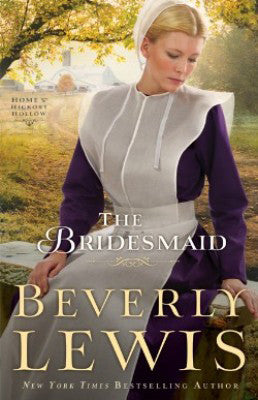 BRIDESMAID, BEVERLY LEWIS-PAPERBACK