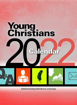 YOUNG CHRISTIAN`S 2019 DAILY CALENDAR