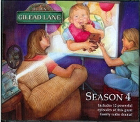DOWN GILEAD LANE SEASON 4 - CD