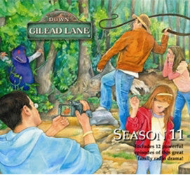 DOWN GILEAD LANE SEASON 11 - CD