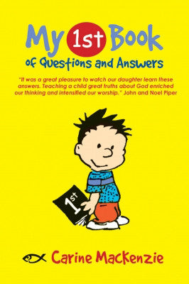 MY 1ST BOOK OF QUESTIONS - Paperback