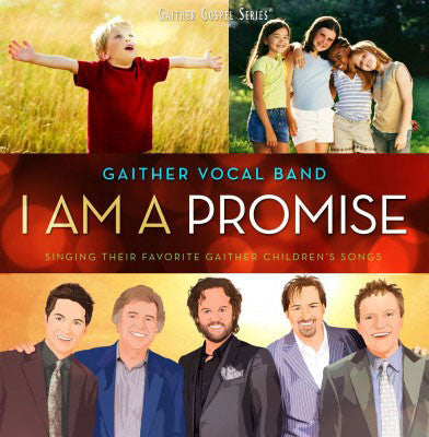 I AM A PROMISE -  CHILDRENS' CD
