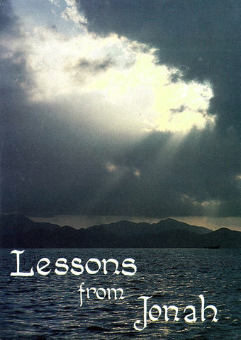 LESSONS FROM JONAH, G. C. WILLIS- Hardcover