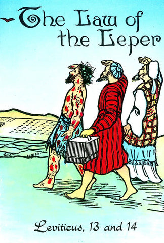 THE LAW OF THE LEPER, G. C. WILLIS- Hardcover