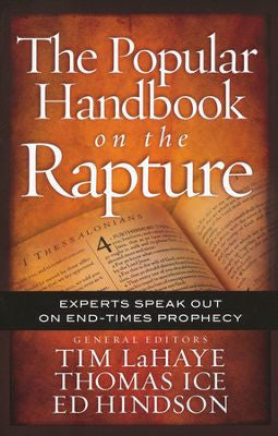 POPULAR HANDBOOK ON THE RAPTURE -LAHAYE