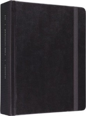ESV SINGLE COLUMN JOURNALING BLK