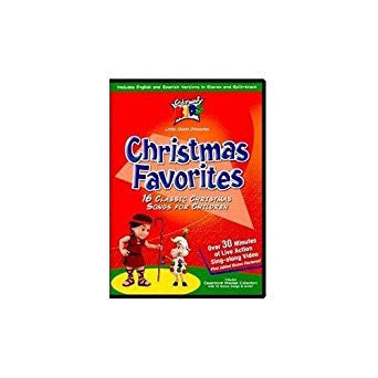 CHRISTMAS FAVOURITES DVD