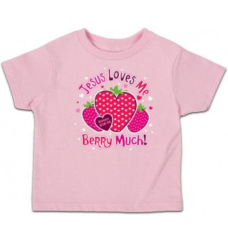 TSHIRT - BERRY MUCH KIDZ 4T
