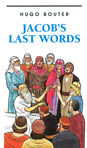 JACOB`S LAST WORDS, H.BOUTER - Paperback
