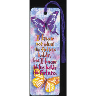BOOKMARK - I KNOW WHO HOLDS THE FUTURE