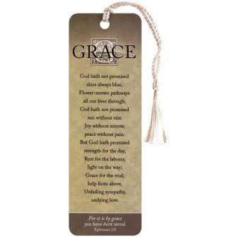 BOOKMARK - GRACE