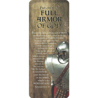 BOOKMARK - FULL ARMOUR