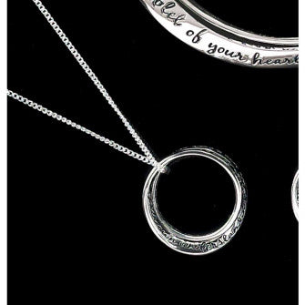 INSPIRING NECKLACE - PROV. 3:5,6