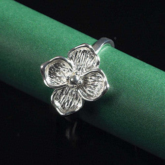 RING - DOGWOOD SIZE 6