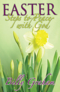 TRACT - EASTER - STEPS TO PEACE WITH GOD/25