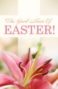 TRACT - EASTER - GOOD NEWS OF EASTER/25