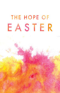 TRACT - EASTER - HOPE OF EASTER/25