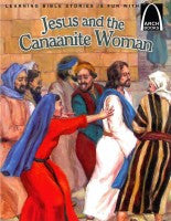 ARCH BOOK -CANAANITE WOMAN