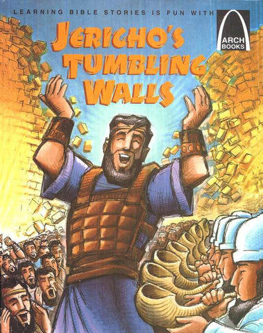 ARCH BOOK - JERICHO`S TUMBLING WALLS
