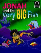 ARCH BOOK - JONAH AND THE VERY BIG FISH