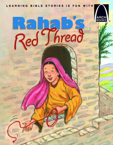 ARCH BOOK - RAHAB`S RED THREAD
