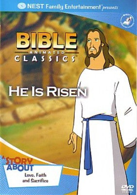 HE IS RISEN -NEST FAMILY -DVD