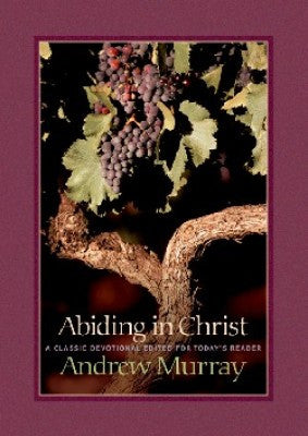 ABIDING IN CHRIST -MURRAY -PB