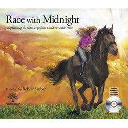 RACE WITH MIDNIGHT W/CD