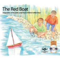 THE RED BOAT W/CD