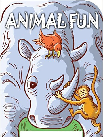 ANIMAL FUN ACTIVITY BOOK