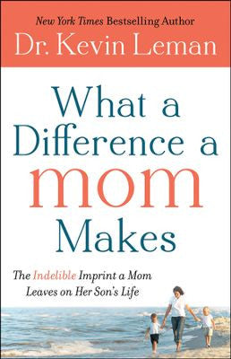 WHAT A DIFFERENCE A MOM MAKES -LEMAN