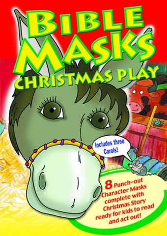 BIBLE MASKS CHRISTMAS PLAY