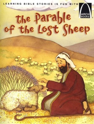ARCH BOOK - PARABLE OF THE LOST SHEEP