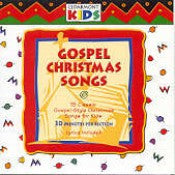 GOSPEL CHRISTMAS SONGS CD  CEDARMONT KIDS