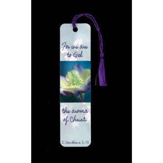 BOOKMARK - FOR WE ARE TO GOD THE AROMA