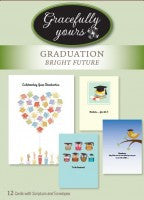 BOXED CARDS - GRADUATION - BRIGHT FUTURE